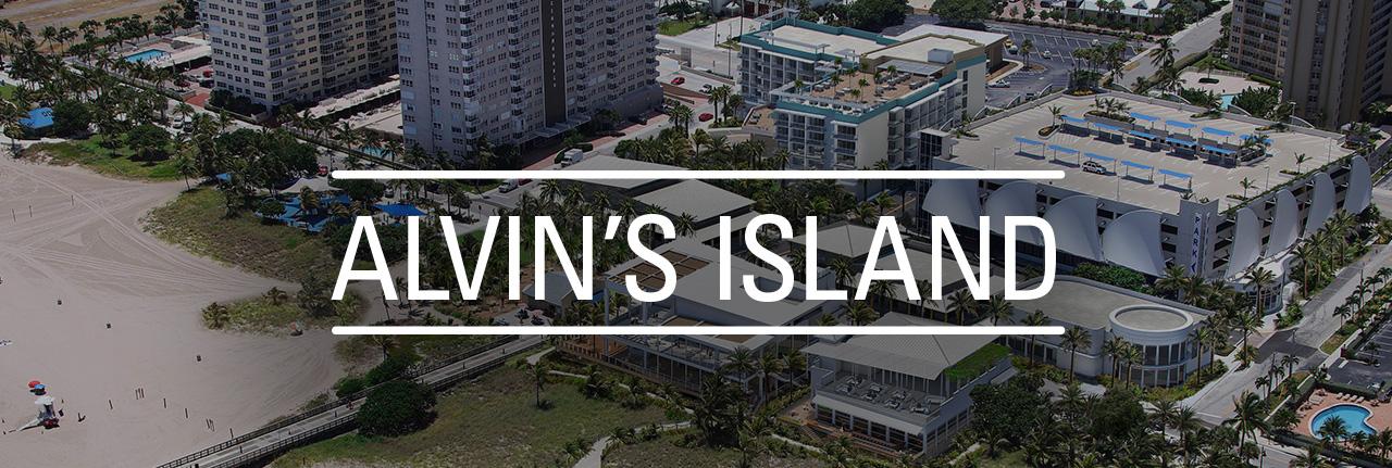 Alvin's Island