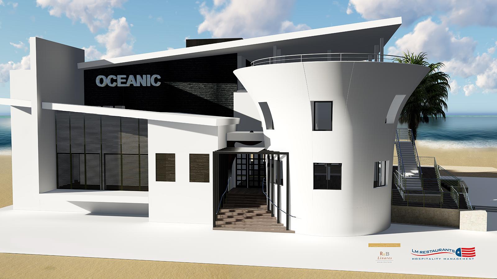 Oceanic Oceanfront Dining
